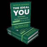 the ideal you mockup książki